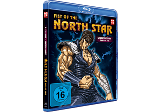 Fist of the North Star: Legends of the True Savior - Chapter 1-5 - (Blu-ray)
