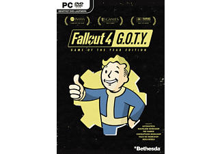 BETHESDA Fallout 4:Game Of The Year Edition PC Oyun