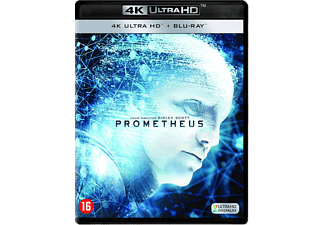 Prometheus Blu-ray 4K