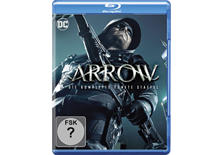 Arrow: Die komplette 5. Staffel (4 Discs) - (Blu-ray)