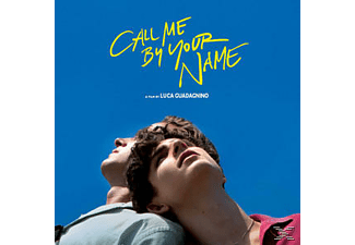 VARIOUS - Call Me By Your Name [CD]