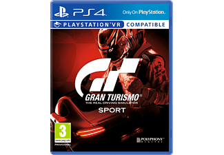Gran Turismo Sport | PlayStation 4