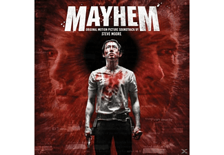 Steve Moore - Mayhem/O.S.T. - (CD)