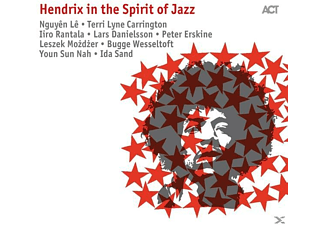 VARIOUS - Hendrix In The Spirit Of Jazz - (CD)