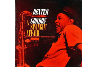 Dexter Gordon - A Swingin' Affair - (Vinyl)