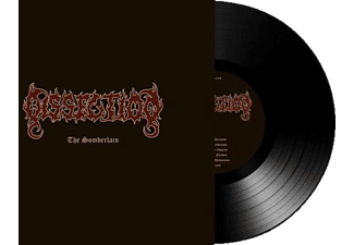 Dissection - The Somberlain (LP/Embossed Cover) - (Vinyl)
