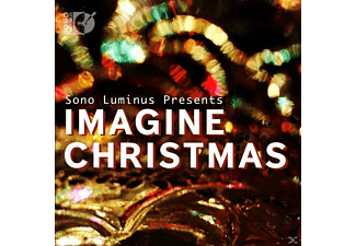 VARIOUS - Imagine Christmas - (CD)
