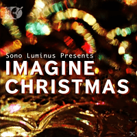 VARIOUS - Imagine Christmas [CD]