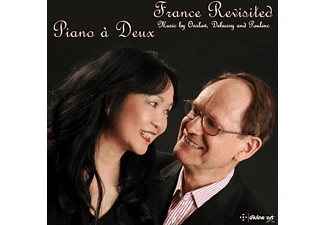 Piano A Deux - France Revisted - (CD)