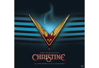 John Carpenter, Alan Howarth - Christine (O.S.T.) - (Vinyl)