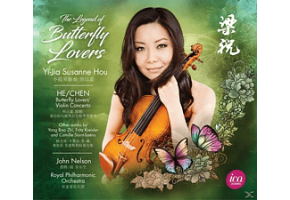 Hou,Yi-Jia Susanne/Nelson,John/RPO - The Legend of Butterfly Lovers/+ - (CD)
