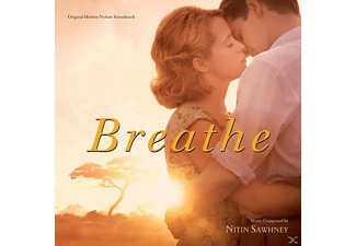 VARIOUS - Breathe - (CD)