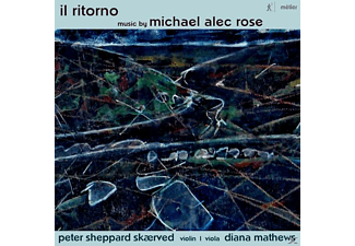 Diana Mathews, Peter Sheppard-skaerved - Il Ritorno - (CD)