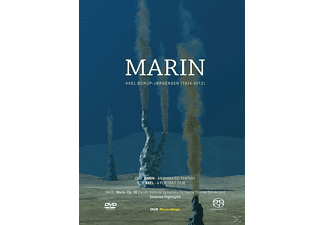 VARIOUS - Marin (DVD+SACD) - (DVD + CD)