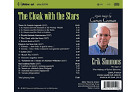 Erik Simmons - The Cloak with the Stars [CD]