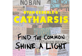 Ryan Keberle - FIND THE COMMON SHINE A LIGHT - (CD)