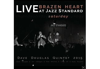 Dave -quintet- Douglas - BRAZEN HEART LIVE AT JAZZ STANDARD-SATURDAY - (CD)