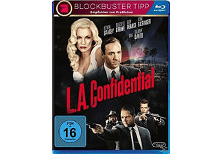 L.A. Confidential - (Blu-ray)