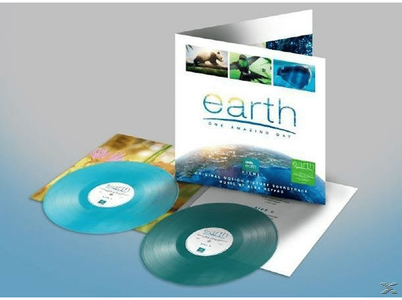 O.S.T. - Earth: One Amazing Day [Vinyl]