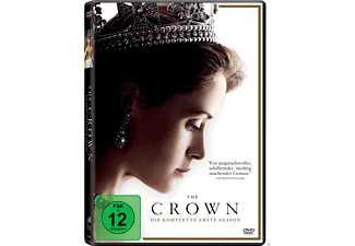 The Crown - Die komplette erste Season - (DVD)