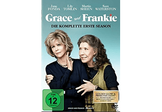 Grace and Frankie - Die komplette erste Season - (DVD)