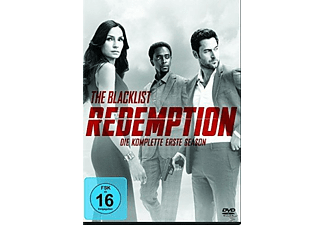 The Blacklist: Redemption - Die komplette erste Season - (DVD)
