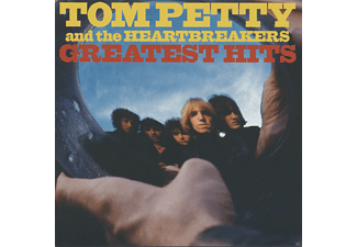 Tom Petty and the Heartbreakers - Greatest Hits - CD