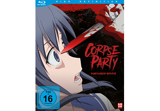 Corpse Party: Tortured Souls - komplette Serie (Episoden 1-4) - (Blu-ray)