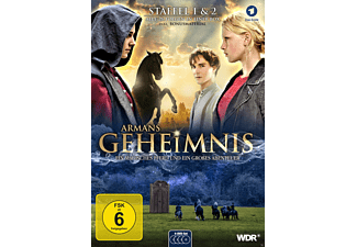ARMANS GEHEIMNIS 1 & 2.STAFFEL (DIE COLLECTION) - (DVD)