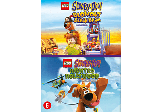 Lego Scooby DOO: Blowout Beach Bash + Haunted Hollywood DVD