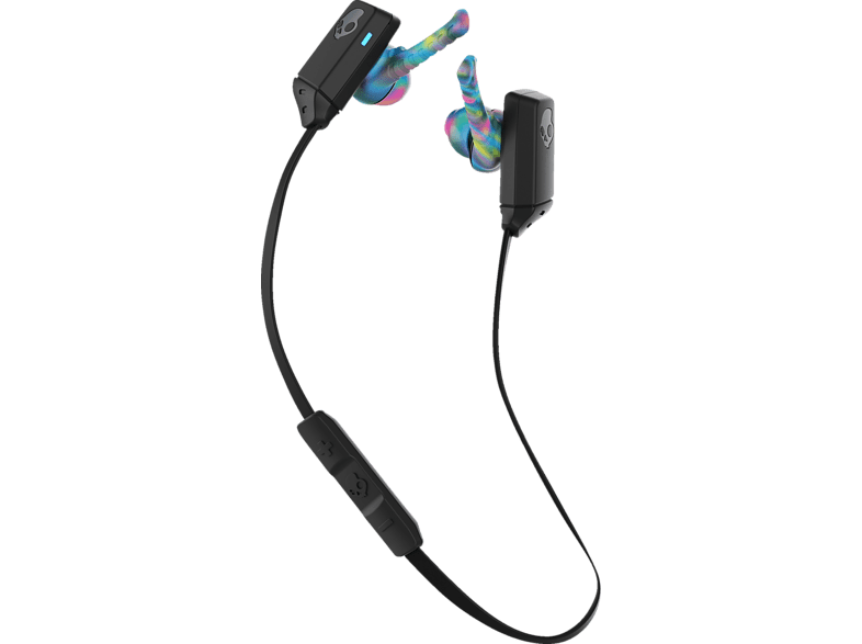 SKULLCANDY XTFREE WIRELESS, In-ear Headset Bluetooth Schwarz/Grau