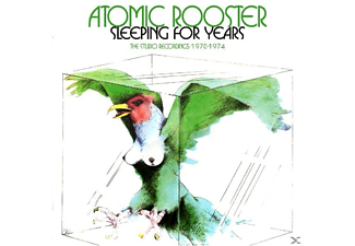 Atomic Rooster - Sleeping For Years - (CD)