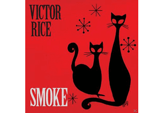 Victor Rice - Smoke (180g/LP+MP3) - (LP + Download)