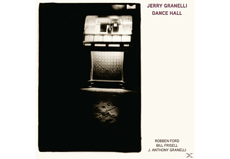 Jerry Granelli, Robben Ford, Bill Frisell - Dance Hall - (CD)