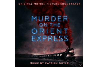 VARIOUS - Murder on the Orient Express/OST - (CD)