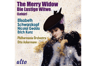 VARIOUS, The Philharmonia Orchestra - Die lustige Witwe-Legendary Performances - (CD)