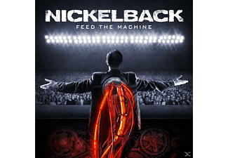 Nickelback - Feed The Machine - (LP + Download)