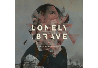 Lonely The Brave - Things Will Matter (Redux)-(Ltd.Bookpack CD) - (CD)