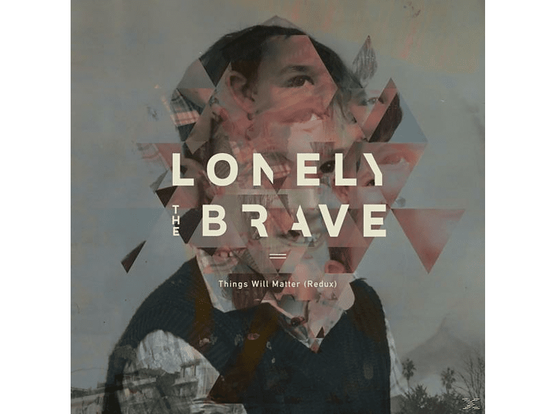 Lonely The Brave - Things Will Matter (Redux)-(Ltd.Bookpack CD) [CD]