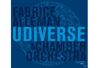 Fabrice Alleman & Chamber Orchestra - Udiverse - (CD)