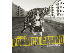 The Jancee Pornick Casino - Siberian Girls - (EP (analog))