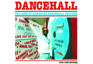 SOUL JAZZ RECORDS PRESENTS/VARIOUS - Dancehall (2017 Edition) - (LP + Download)