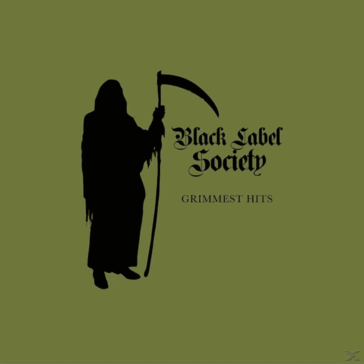 Black Label Society - Grimmest Hits - (CD)