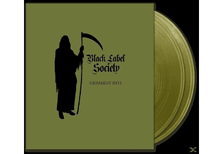 Black Label Society - Grimmest Hits (2LP) - (Vinyl)