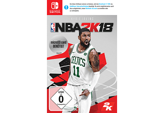 NBA 2K18 - Standard Edition - Nintendo Switch