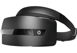 HP Mixed Reality Headset VR 1000-100NN, Mixed Reality Headset, Jet Black