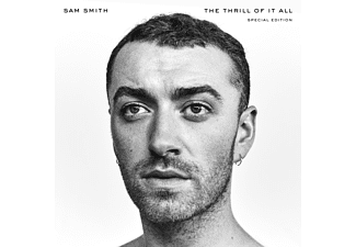 Sam Smith - Sam Smith – The Thrill Of It All (Special Edition - White Vinyl) - (Vinyl)