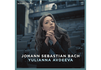 Yulianna Avdeeva - 2nd English Suite / Toccata - (CD)
