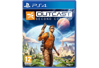 Outcast Second Contact (PlayStation 4)