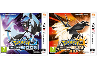 Pokémon Ultra Sun & Ultra Moon Ultra Dual Edition  3DS